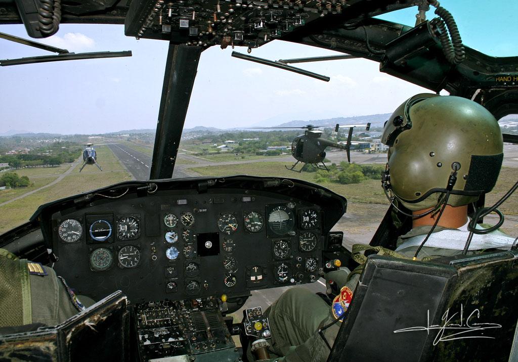"""UH-1H """"Guardi�n"""""""